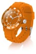 orange - montres publicitaire freezy : Freezy